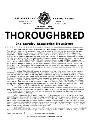 The Thoroughbred_Issue 101_March 1997