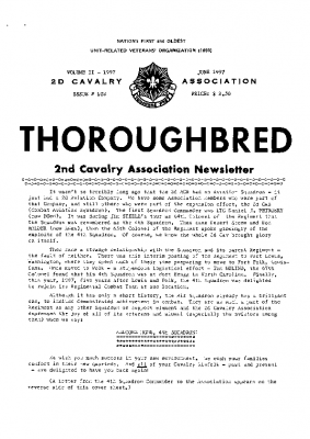 The Thoroughbred_Issue 102_June 1997